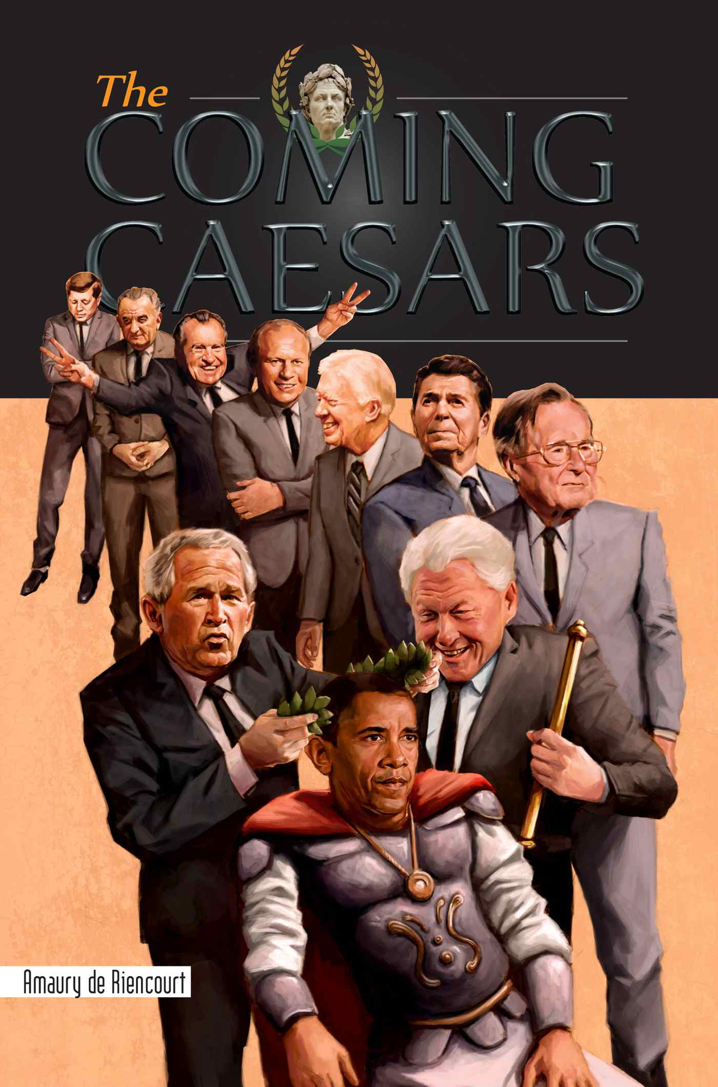 The Coming Caesars cover small